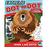 Mindware Extreme Dot to Dot: Around Canada (Activity Book)