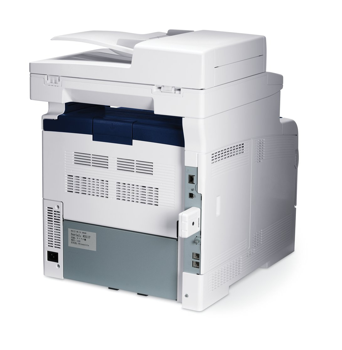 Amazon com xerox 6605 n color laser multifunction print copy scan fax email electronics