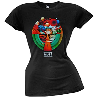 b3a220d4 Image Unavailable. Image not available for. Color: Muse - Exogenesis  Juniors T-Shirt