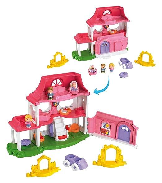 13 opinioni per Mattel Y9359- Little People Fisher Price Casa Dolce Casa Little People
