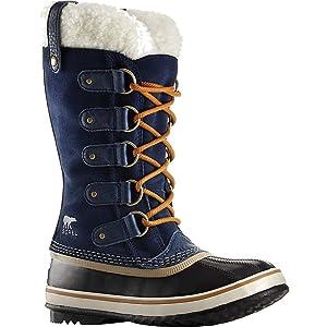 Sorel Women's Joan of Arctic Boots, Collegiate Navy, 9 B(M) US