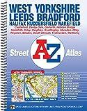 West Yorkshire Street Atlas (A-Z Street Atlas S.)