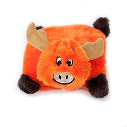ZippyPaws Squeakie Pad No Stuffing peluche perro juguete