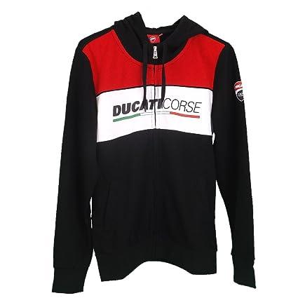Ducati Sudadera con Capucha Oficial 2016 Corse MotoGP Carreras Panel Mujeres