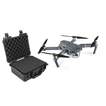 DJI- Dron Cuadricóptero con Control Remoto y Maleta Peli, Color ...