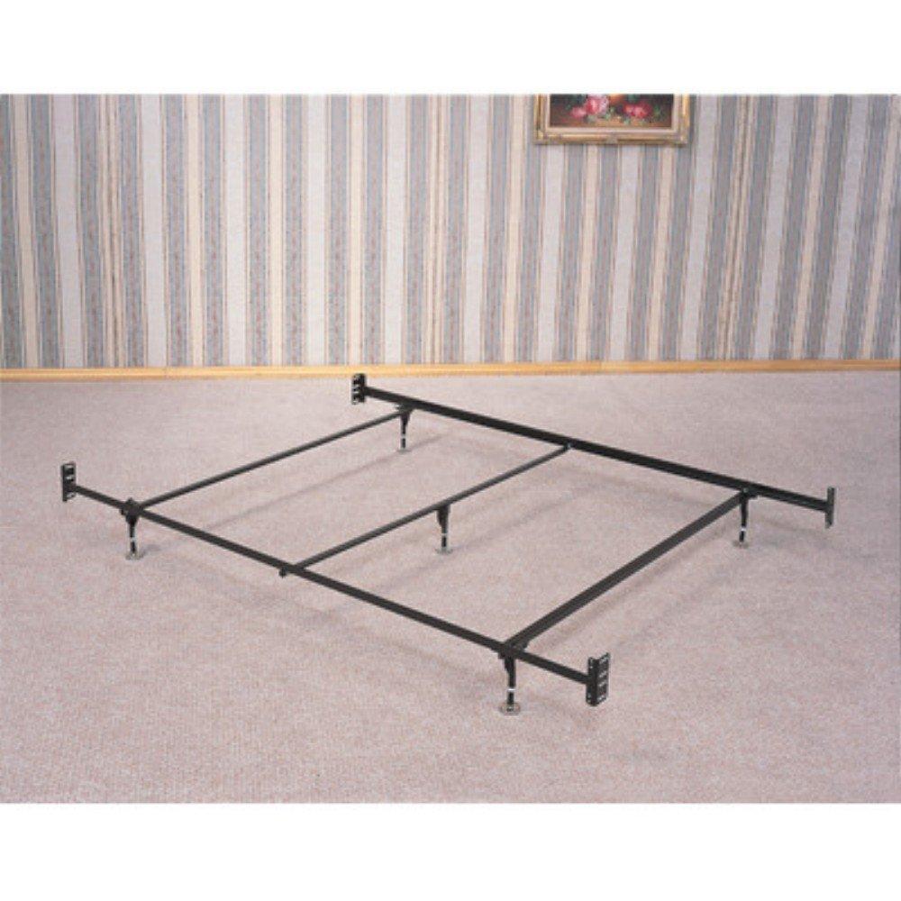 Leggett & Platt Consumer Products Group Adjustable Fashion Bed Rails, Twin/Full