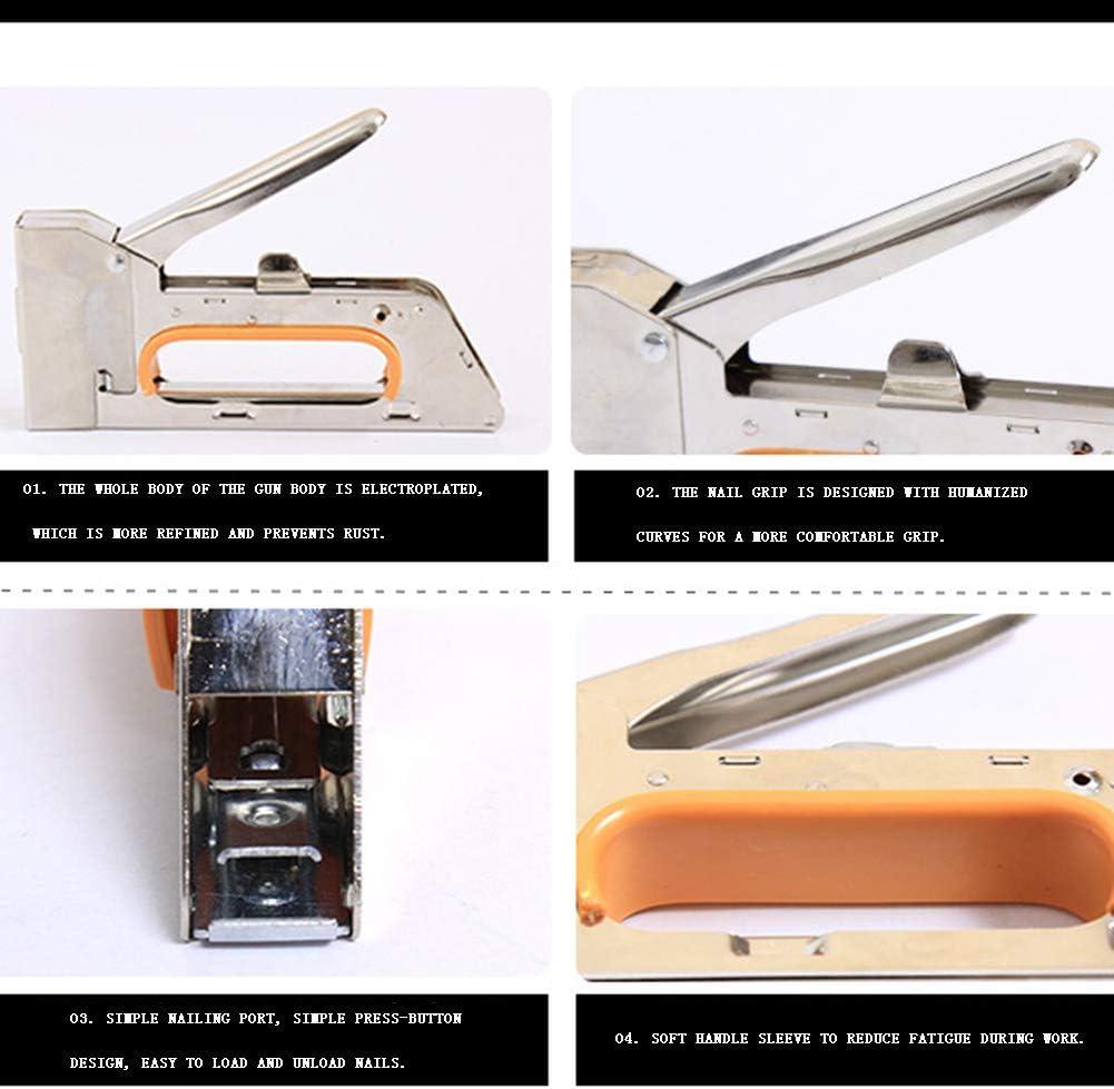 Esselte Leitz 55470033 Grapadora manual 15 hojas transparente