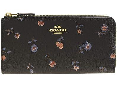 8aed654855d39b Amazon | [コーチ] COACH 財布 長財布 ラウンドファスナー L字 花柄 アウトレット f67549 [並行輸入品] | Amazon  Fashion