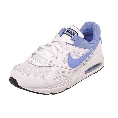   Nike Air Max IVO (GS) Kids Running Shoes, White