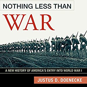 Nothing Less Than War Audiobook