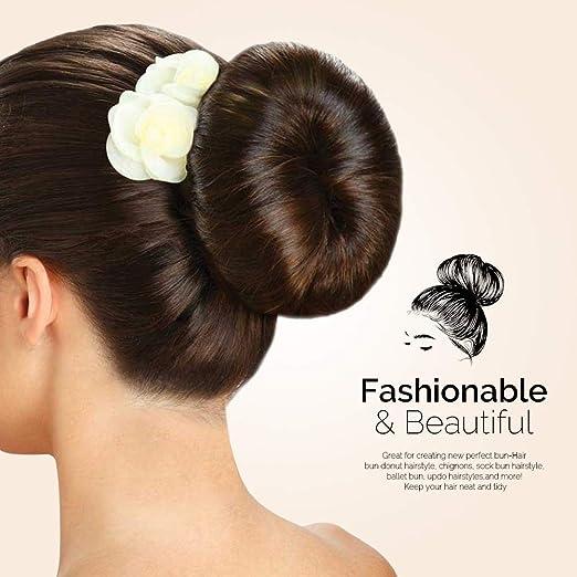 发质少?不需假发,发棉一样可以造型!