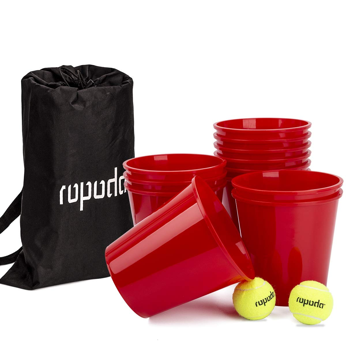 ROPODA Yard Pong - Giant Pong Game Set Outdoor for The Beach, Camping, Tailgating, Lawn and Backyard by ROPODA