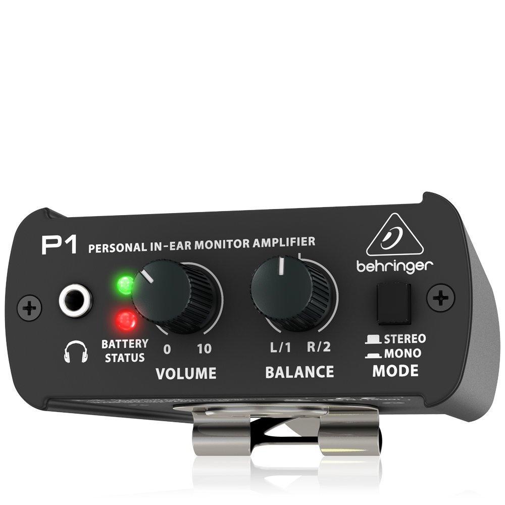 Behringer P1 In-Ear Monitor Amplifier P1/B