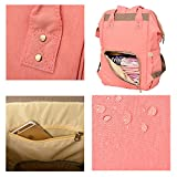 Wide Open Designed Baby Diaper Bag Backpack with