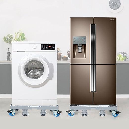 Refrigerador Base De La Lavadora Soporte Universal De Acero ...