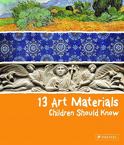 Image of 13 Art Materials Children Should Know