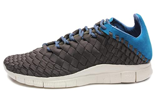 premium selection 36a4e b3558 Nike Free Inneva Woven Casual Men Shoes Black Newsprint Blue Hero   Sail  579916-004  Amazon.ca  Shoes   Handbags