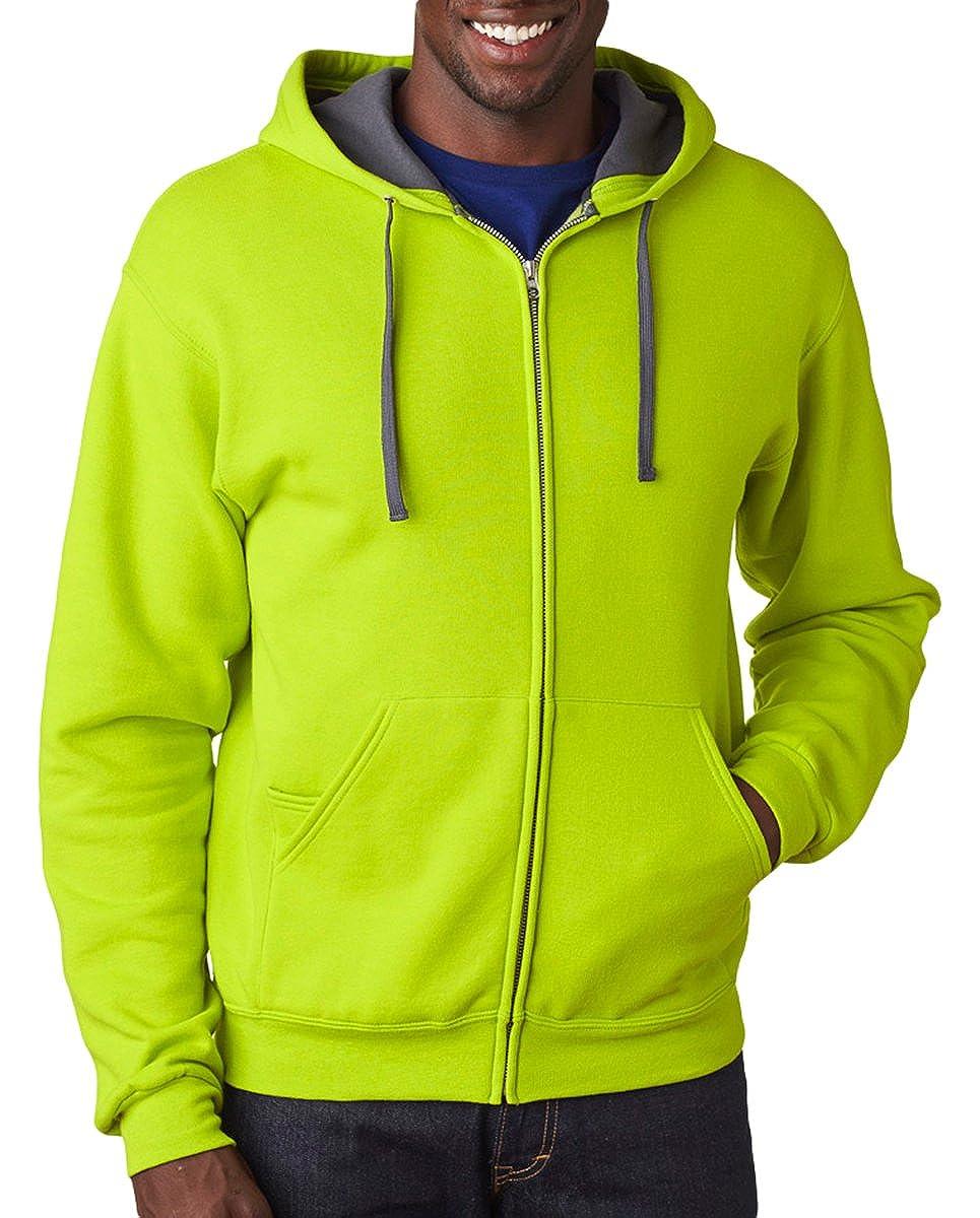 FOL Adult Sofspun Full-Zip Hooded Sweatshirt