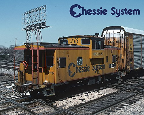 A-Trains Chessie System C&O Caboose 8