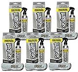 Flitz CS 02908-6A Hydrophobic Sealant, 8 oz, 6 Pack