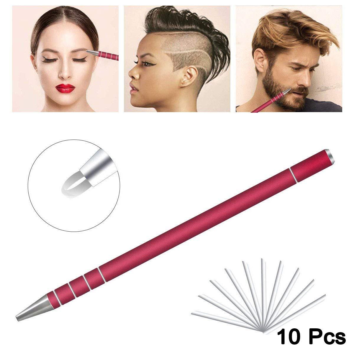 Amazon Coobal Hair Razor Pen Hair Tattoo Trim Styling Face