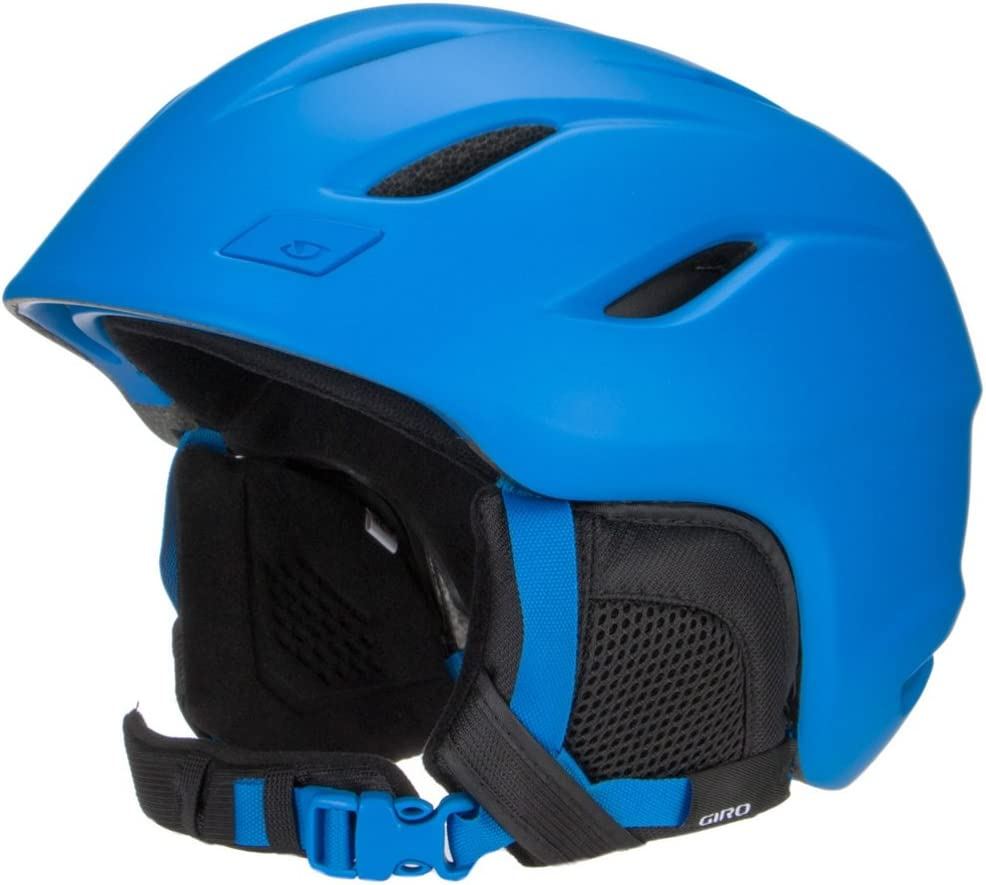 Giro Nine Snow Helmet – Men s Matte Blue Medium