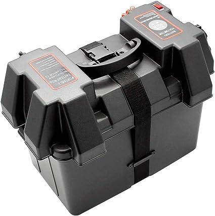 KKmoon Cargador de Coche USB Máquina Multifuncional Caja de ...