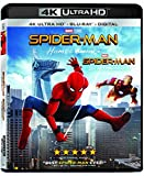 Spider-Man Homecoming (2 Discs) - 4K/UHD/Blu-ray/UltraViolet Combo Pack (Bilingual)