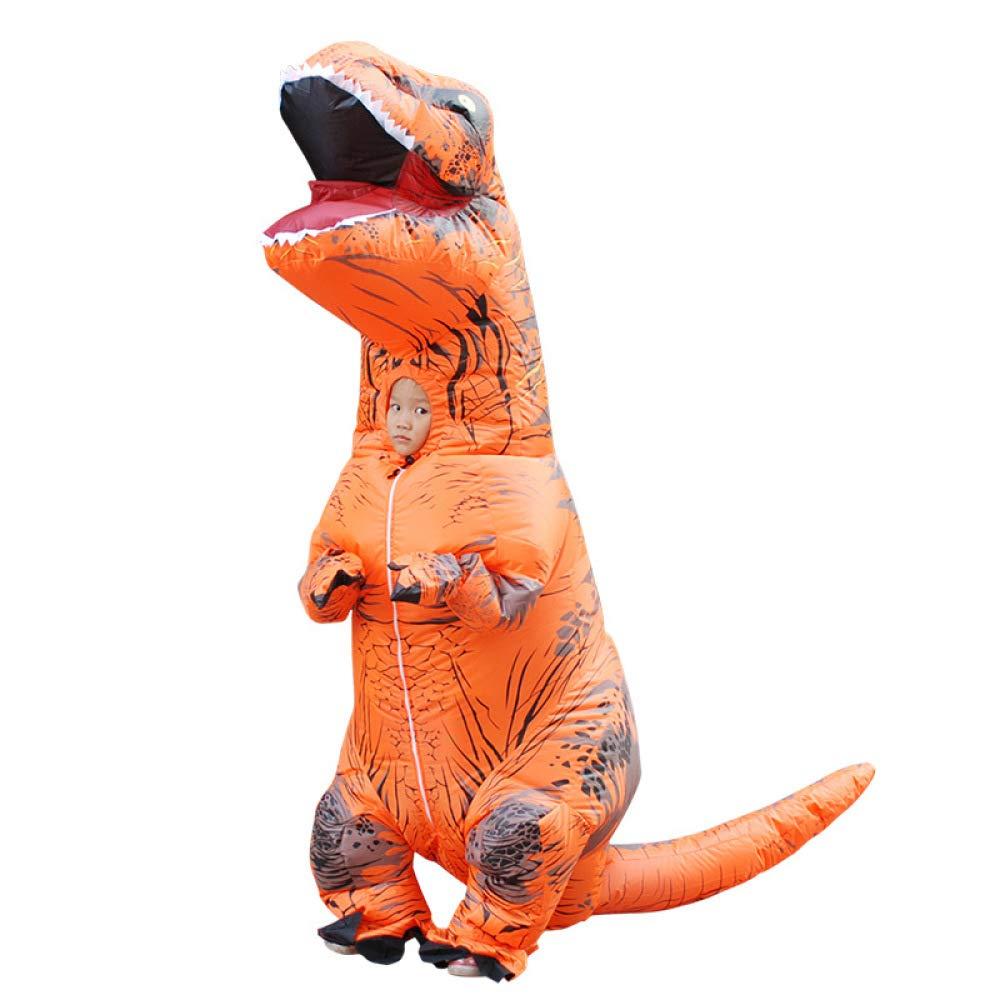 WXYAN Disfraz Dinosaurio Inflable para Niños/Adultos,Fiesta ...