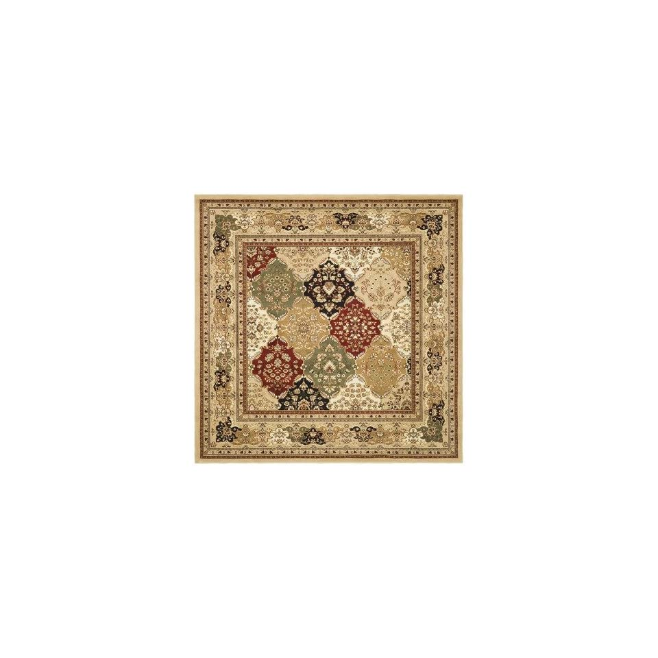 Safavieh Lyndhurst Collection LNH221C Square Area Rug, 8 Feet, Multicolor