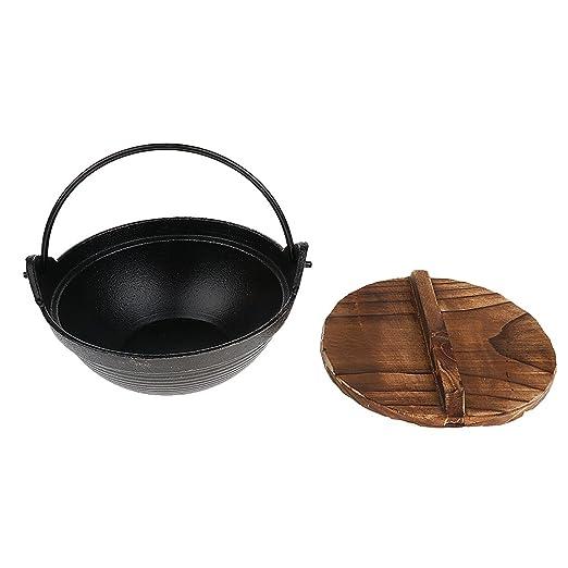 NON Sharplace 1 Pedazo Olla Pote Colbante Aleció de Alumino Multisuso Utensilos de Cocina: Amazon.es: Deportes y aire libre