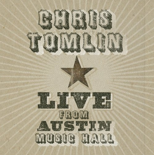 Live From Austin Music Hall Album Cover