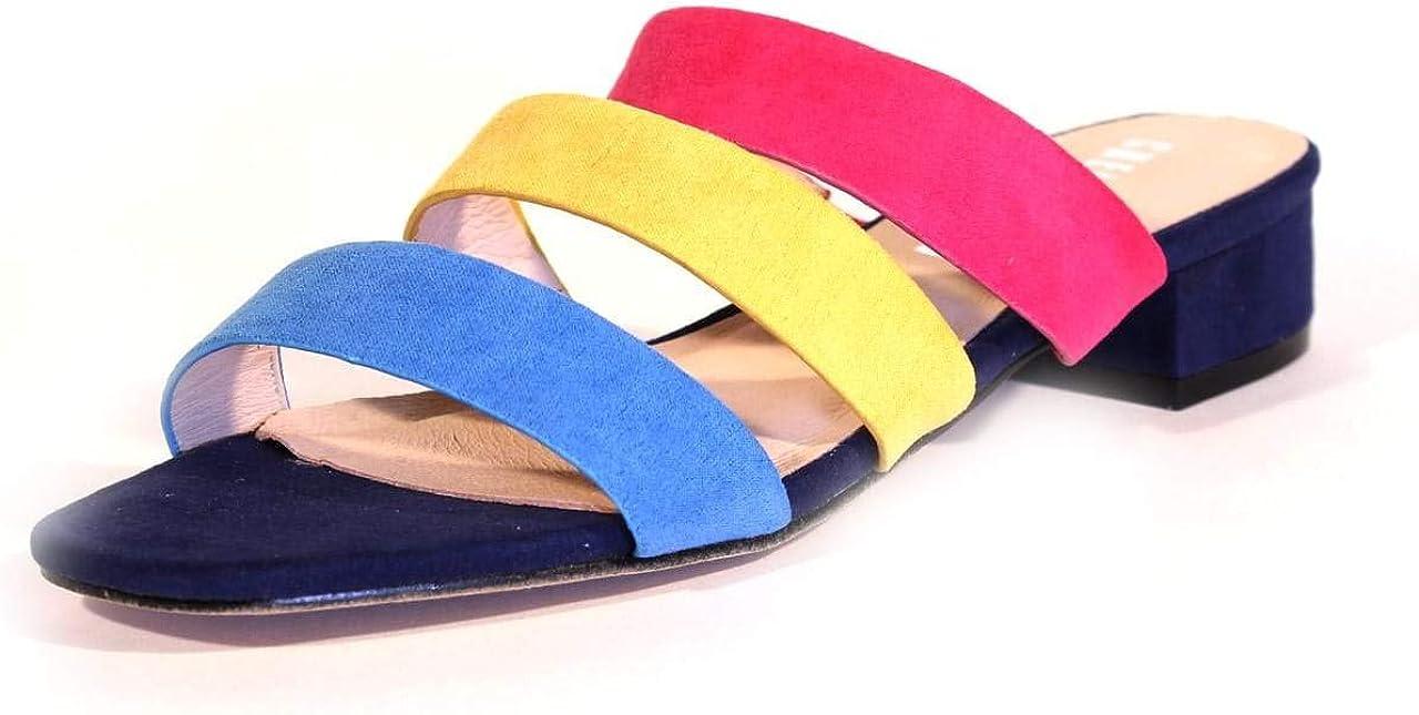 Vintage Sandals | Wedges, Espadrilles – 30s, 40s, 50s, 60s, 70s Chelsea Crew April Womens Mules $59.99 AT vintagedancer.com