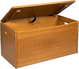 product image for Little Colorado Toy Storage Chest Toy Honey Oak