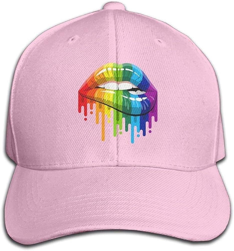 Gorras de béisbol/Hat Trucker Cap Gay Homosexual Lesbian Rainbow ...