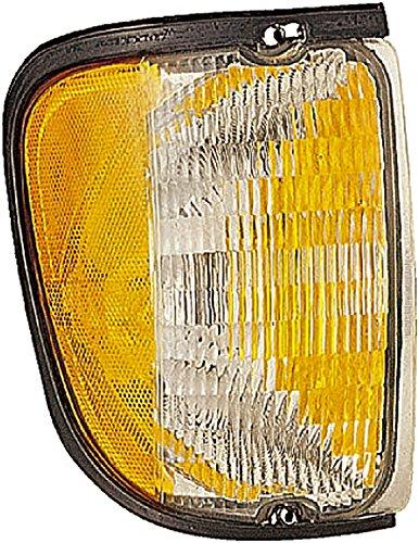 (Dorman 1630247 Ford Front Passenger Side Parking / Turn Signal Light Assembly)