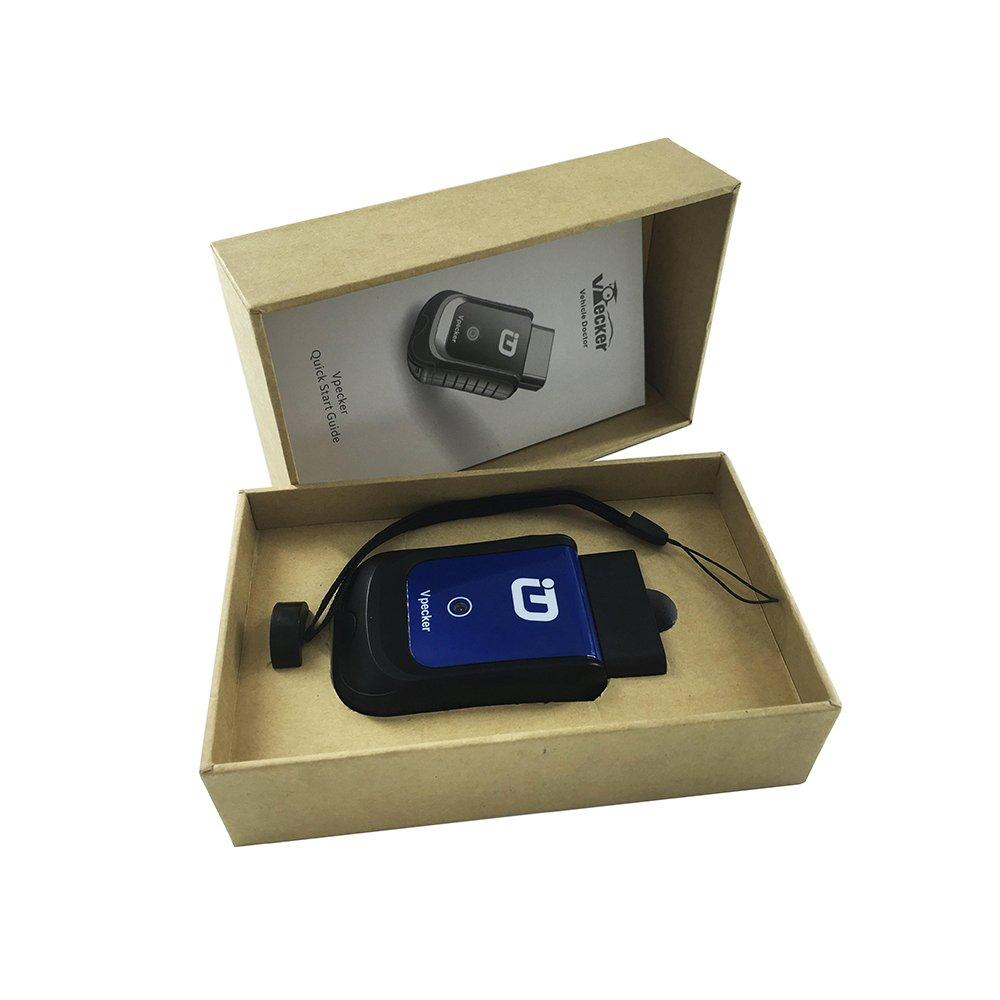 VXDAS Vpecker Easydiag Vpecker Bluetooth Vpecker Scanner OBD2 Bluetooth Adapter OBD2 Scanner Auto Scanner VPECKER OBDII Full System Diagnostic Tool V9.0 by VXDAS (Image #7)