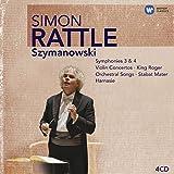 : Szymanowski: Symphonies 3 & 4, Violin Concerto, etc.