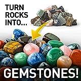 NATIONAL GEOGRAPHIC Starter Rock Tumbler