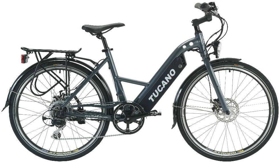 TUCANO HB Linux - Bicicleta eléctrica deportiva (Motor 250W - 36V ...