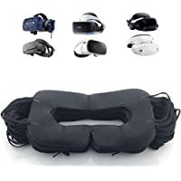 VR Mask 100pcs Disposable Face Cover Mask, Sanitary Mask Prevent Eye Infections