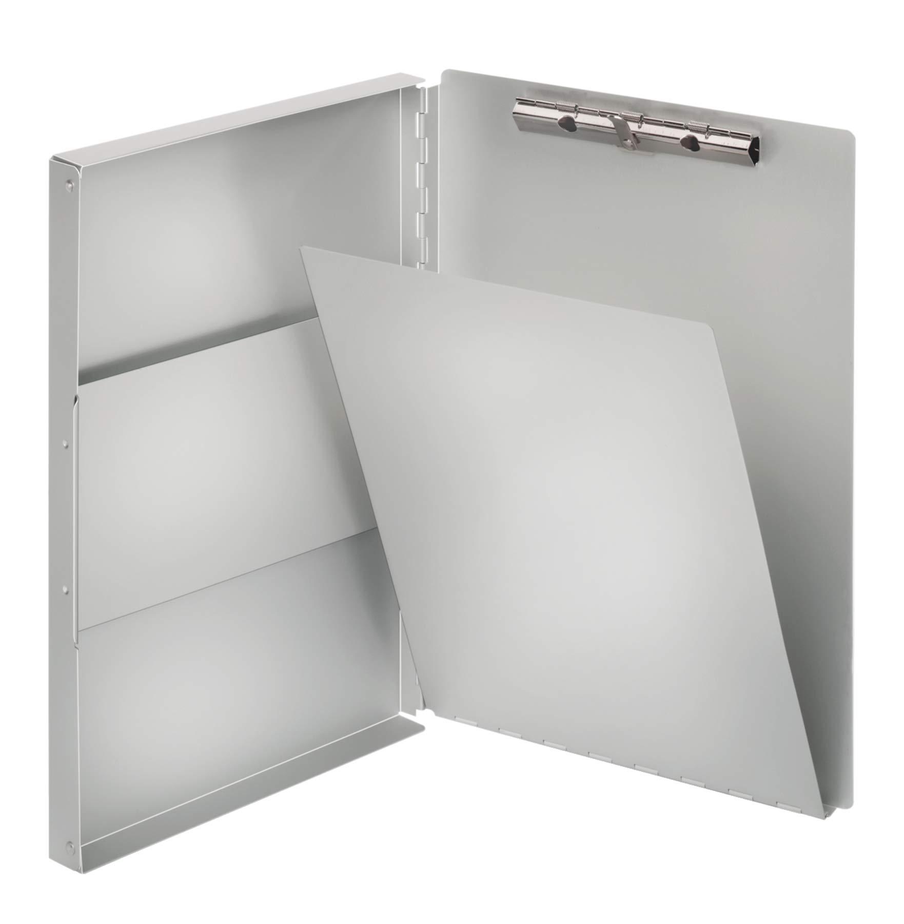 Adams Forms Holder, Left Hinge, 8.5 x 12 Inches, Aluminum (AFH22)