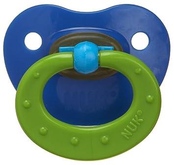 Amazon.com: NUK Classic Látex última intervensión de BPA ...