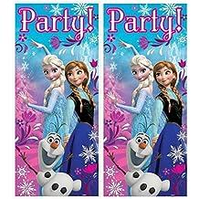 Disney Frozen Door Poster, 2.25 ft X 5 ft (2 pack)
