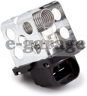 Renault Clio Laguna Megane Scenic Motor del ventilador Resistencia 2 Pin 7700432632: Amazon.es: Coche y moto