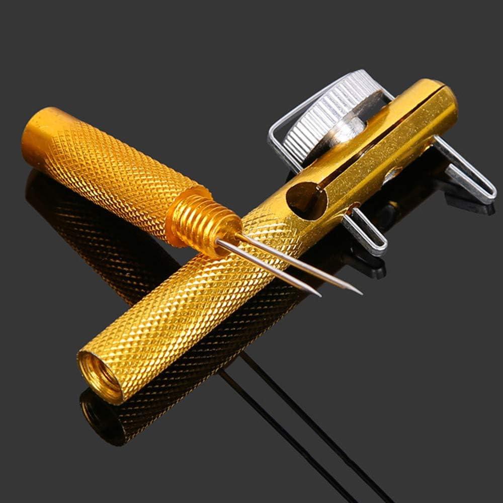 Metal Fishing Hook Knotting Tool /& Tie Hook Loop Making Device Hooks RemoveYN
