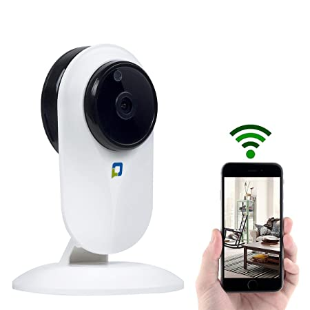 HD 1080P WIFI security Camera Baby Monitor Camera with Night Version Motion Dection Two-Way Voice
