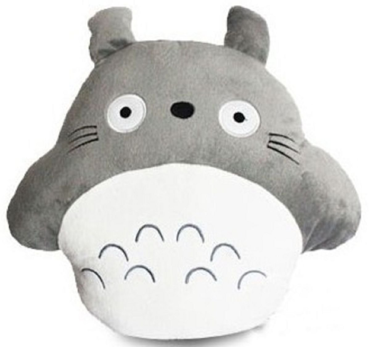 Amazon.com: stuffwholesale Fluffy Plush totoro Throw ...