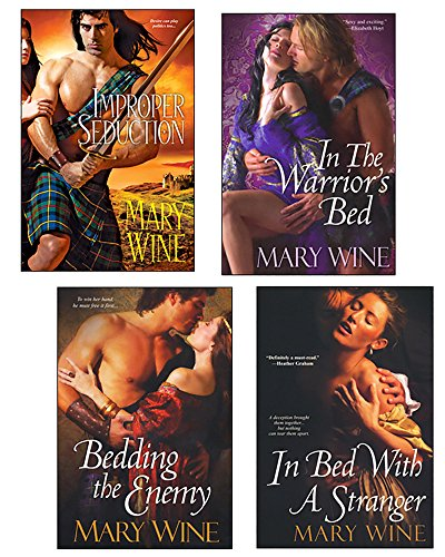 Improper Seduction Bundle with In the Warrior
