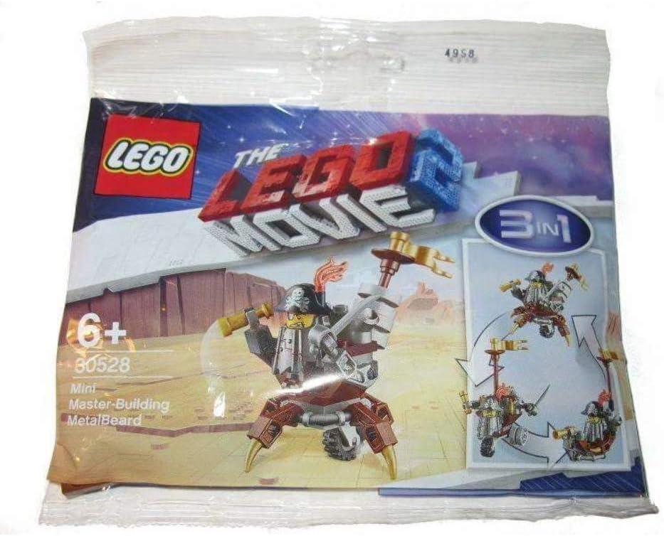 New LEGO 30528 The Lego Movie 2 Mini Master-Building MetalBeard 3-in-1 2